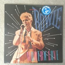 DAVID BOWIE~MODERN  LOVE~FACTORY SEALED~ORIGINAL~12 SINGLE~DANCE DISCO