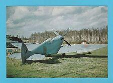 AEROPLANES -  AFTER THE BATTLE POSTCARD  -  SPITFIRE  AEROPLANE  -  CARD  P 104