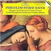 Giovanni Pergolesi - Pergolesi: Stabat Mater (1985)
