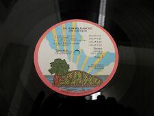 Jim Capaldi/Winwood/Traffic-Oh How We Danced Pink Rim Island LP Near Mint