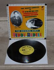 LP 25 cm / The original Early Teddy Redell (collector records CLP 8977)