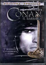 Conan Il Barbaro Edizione Speciale con DVD in Italiano Arnold Schwarzenegger