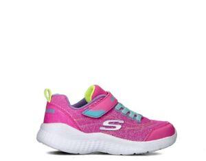 Zapatos SKECHERS SPORT Niños ROSA PU,Tela 302455L-PKMT
