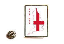 ENGLAND ENGLISH FLAG MAP LAPEL PIN BADGE TIE PIN GIFT