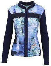 Public chaqueta de punto señora Women Cardigan tamaño 38 m 100% algodón Cotton nuevo New