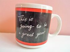 TEACHERS COFFEE MUG or CUP ~This is Going to be a Great Year ~