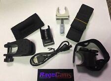 Replay Mini Support Kit de Montage Bandeau Velcro Manchon Vélo Plat