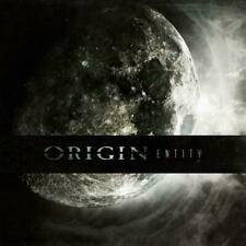 ORIGIN	Entity CD ( TECH DEATH METAL MASTERPIECE)