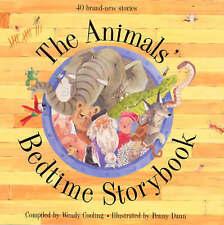 The Animals Bedtime Storybook Hardback Childrens Fiction Books