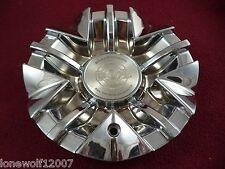 BSA Motorsports Wheels Chrome Custom Wheel Center Cap # 384 (1 CAP)