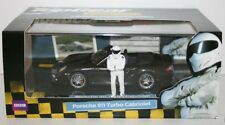 PORSCHE 911 997 II TURBO CONVERTIBLE TOP GEAR 2009 DARK GREY METAL MINICHAMPS 51