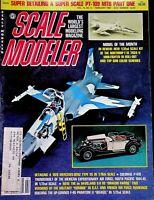 Vtg Scale Modeler Magazine February 1980 Detailing Super Scale PT-109 MTB  m133