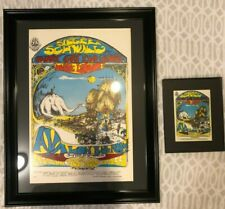 allman brothers duane & gregg allman hourglass poster&handbill new lower price