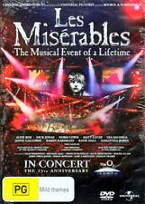 'Les Miserables' In Concert 25th Anniversary  - New & Sealed DVD