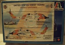 Italeri 1/48 Sikorsky HH-60J Jayhawk Coast Guard W/Resin & White Metal And Decal