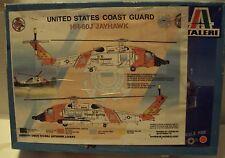 Italeri 1/48 Sikorsky HH-60J Jayhawk Coast Guard W/Resin & White Metal And Decal