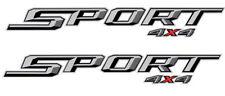2017 Ford F150 Sport 4x4 decals dark Off Road F250 bed bedside truck sticker b14