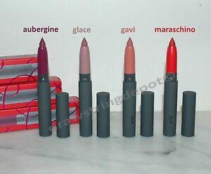 Bite Beauty Deluxe Matte Creme Lip Crayon Aubergine Gavi Glace Maraschino .31oz