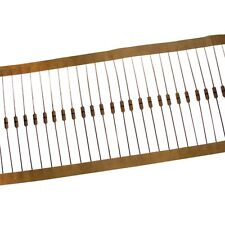 100 Null-Ohm Widerstand 0Ohm 0207 Drahtbrücke Zero Ohm Resistors 0R 1/4W 013704
