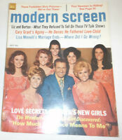 Modern Screen Magazine Elizabeth & Richard Burton July 1970 NO ML 080214R