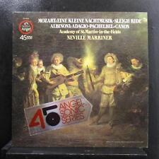 Mozart, Albinoni, Pachelbel, Marriner - Eine Kleine Nachtmusik LP VG+ SS 1-45023