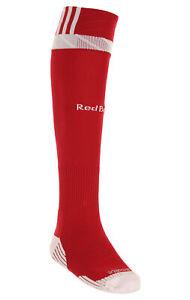 Adidas Unixex MLS New York Red Bulls Traxion Premier Cushioned  Soccer Socks