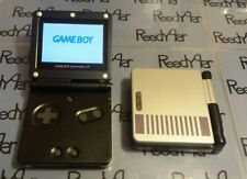 NES Classic Edition Black AGS-101 MINT GameBoy Advance SP Bright Nintendo System