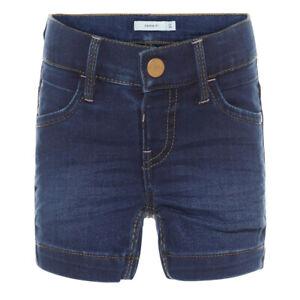 NAME IT Mädchen Kids Jeans Shorts kurze Hose Baby Klein Kinder Sommer Jeanshose