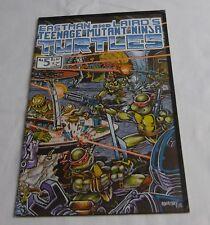 EASTMAN & LAIRD'S TEENAGE MUTANT NINJA TURTLES, #5, 1985.......H1