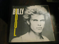 Billy Idol; Dont Stop on 12 inch Single Mony Mony