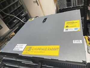 HP ProLiant DL320e Gen8 v2 1U Server E3-1220v3 3.1Ghz Quad Core 8GB RAM P822 1GB