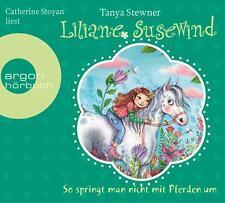 Liliane Susewind - So springt man nicht mit Pferden um von Tanya Stewner (Audio-