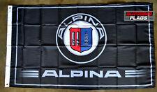 Alpina Flag 3x5 ft Banner BMW