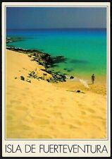 AD2742 Spain - Isla de Fuerteventura - Playa la Cazuela