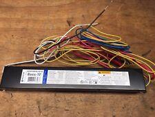 B295PUNVHE Universal Ballast 1 or 2 Bulbs F96T12/HO Bulbs 120/277V