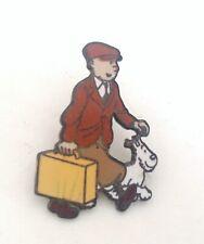Pin's Tintin Corner N° 260