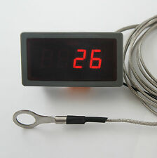 CYLINDER HEAD TEMPERATURE GAUGE KIT, CHT. 12mm Fitting, 3M Length Sensor Cable.