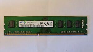 8GB PC3-12800 DDR3-1600 MHz NON ECC RAM SAMSUNG M378B1G73EB0