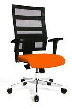 Bürostuhl Drehstuhl Schreibtischstuhl Topstar X-Pander orange  B-Ware