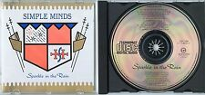 SIMPLE MINDS Sparkle In The Rain 1983 CD TOP! oop early press TOP SOUND New Wave