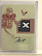 2017 National Treasures Material Signatures Printing Plate Will Fuller one/one