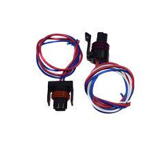 Fuel Pressure Regulator & Oil Pressure Sensor Connector Pigtail For Chevrolet