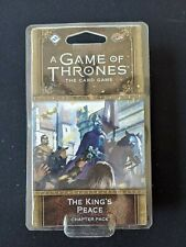 A Game of Thrones Card Game Chapter Pack The King's Peace  NEW & SEALED