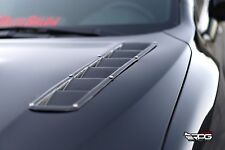RPG RR Carbon Hood Vent for Mitsubishi Evo Evolution 7 8 9 10 VII VIII XI X