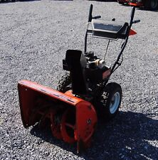 "MTD Yard Machines 8/26 26"" Width, 2-Stage Snowblower, 8 HP Engine"