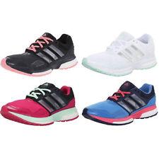 adidas piatta (0 - 1 / 2) allacciare le scarpe per le donne su ebay