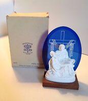 1964-65 NY World's Fair Vatican Pavilion Pieta Replica with Original Box