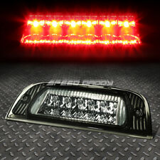 FOR 02-07 JEEP LIBERTY LED THIRD 3RD TAIL BRAKE LIGHT STOP PARKING LAMP SMOKED