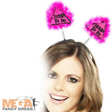 Bride To Be Warning Boppers Hen Do Night Fancy Dress Party Costume Accessory