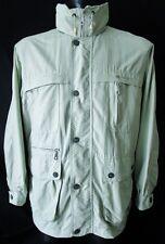 ATLANTIC GIACCA Jacket Giaccone TG.L in poliammide 100% con cappuccio OTTIMO